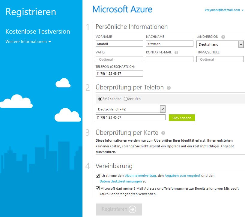 Azure First Steps 002