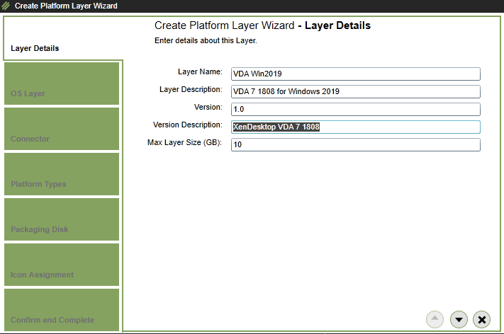 02 Create Platform Layer