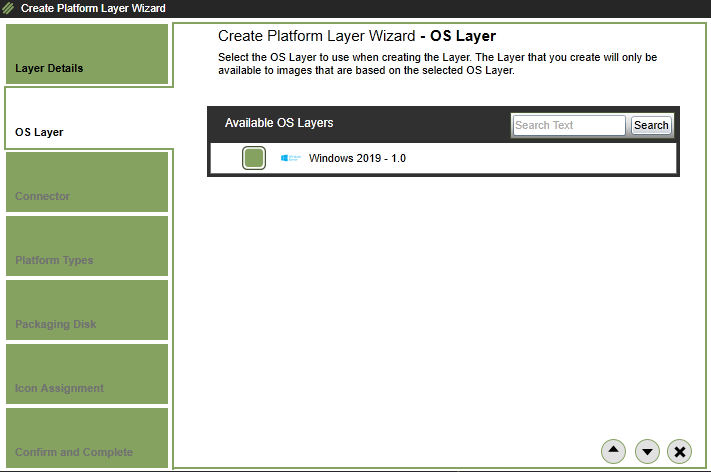 03 Create Platform Layer
