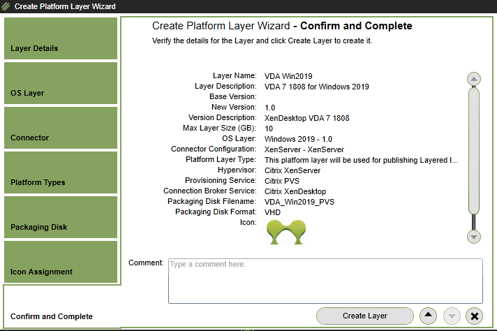 08 Create Platform Layer