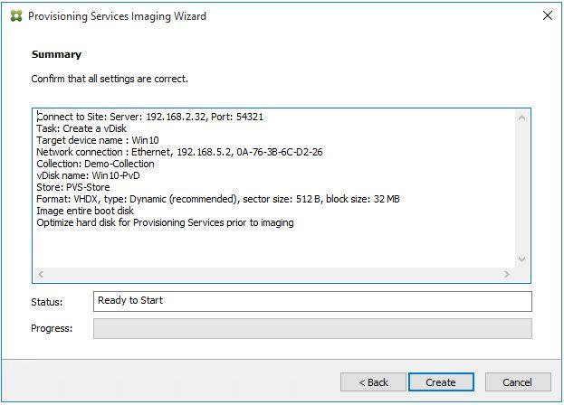 Windows 10 per Citrix Provisioning Services verteilen