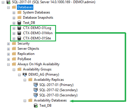 Option1 03 Citrix Initial Config